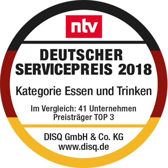 05d3ec2d0664c0 Junge Die Bäckerei. - Auszeichnungen & Awards